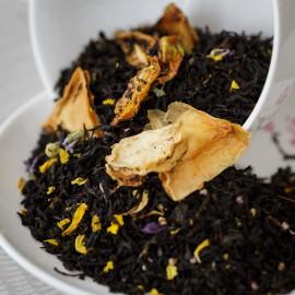 Thé noir mirabelle