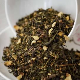 Thé vert Tchaï