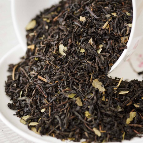 Thé noir Cerise